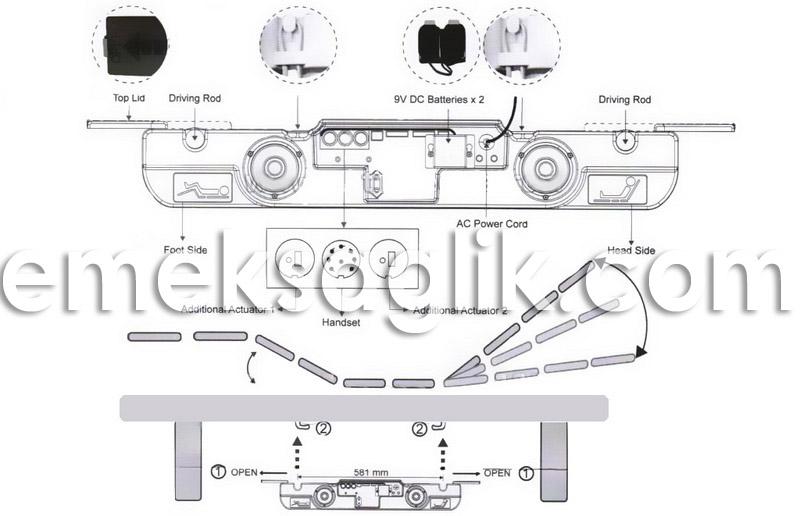 Dual motor çalışma sistemi